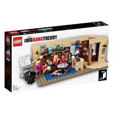 the big bang theory apartment lego ideas the big bang theory 21302 toys