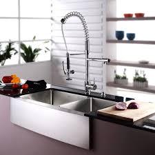 kitchen faucet ideas brilliant farmhouse stainless steel kitchen sink faucet ideas