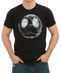 nightmare before moon t shirt