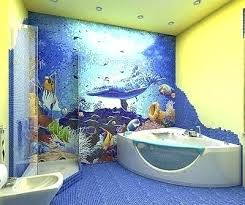 sea bathroom ideas aquarium bathroom decor sea themed bathroom ideas aokpharm info