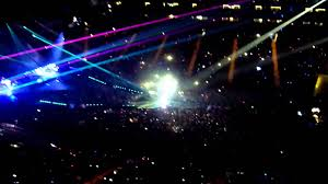 london o2 arena katy perry level 4 row a block 404 view without