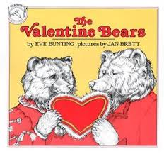 valentines bears the bears by bunting