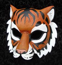 bengal tiger mask by merimask on deviantart the witch s