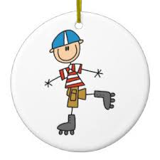 figure skating ornaments keepsake ornaments zazzle