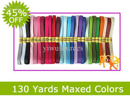 ribbon wholesale 2017 wholesale 3 810mm solid grosgrain ribbon 130yds you