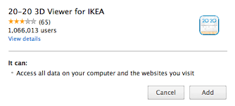 Ikea Register This Tool Demands Access To Your Entire Digital Life Is It From
