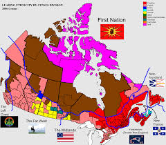 Canada States Map by Nations Of Canada Jayman U0027s Blog