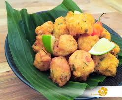 cuisine cr駮le facile accras de crevettes je cuisine créole
