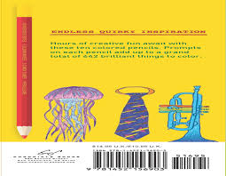 642 things to draw colored pencils chronicle books 9781452156903