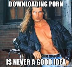 Sexy Porn Memes - downloading porn is never a good idea fabio sexy meme generator