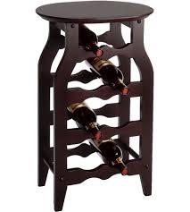 Single Wine Bottle Holder by Wine Racks And Cabinets Wine Bottle Holders Wood Wine Rack