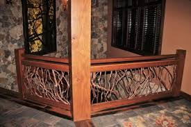 Premade Banister Interior Railings Stairs And Balcony Handrails