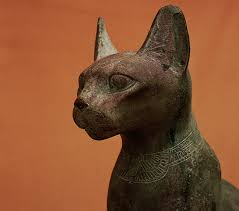 did cats on ancient egyptian rugs stuff to blow your mind