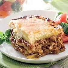 recette de cuisine turque moussaka à la turque recettes de cuisine turque