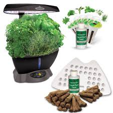 miracle gro aerogarden classic 6 smart garden plus bonus seed