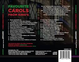 favourite carols from king u0027s king u0027s college recordings