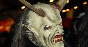 Krampus Halloween Costume Hail Krampus Tribute Pagan Legend U2013 Toilet Ov Hell