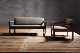 Simple Wooden Sofa Modern Wooden Sofa