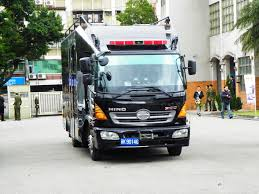 file hino 500 truck front view at rocmp headquarters jpg