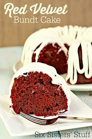 red velvet bundt cake recipe u2013 six sisters u0027 stuff