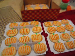 edible thanksgiving decorations cookie container partykitchen