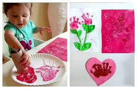 valentine crafts for toddlers youtube