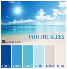 blue color palette cool color combinations for summer 2014 best design options