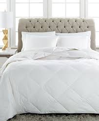 Duvet Vs Down Comforter Closeout Charter Club Vail Level 1 European White Down Comforters