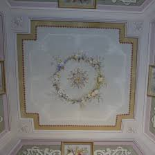 soffitti dipinti ref ferrara restauri affreschi