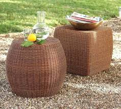 Rattan Accent Table Rattan Accent Tables Great Wicker Accent Table Best Images About