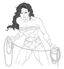 wonder woman digital sketch by scottlewisart on deviantart