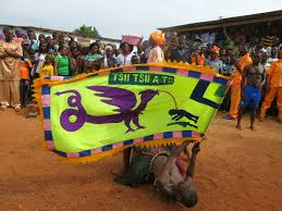 Festival Of Flags Art Honour And Ridicule Asafo Flags From Southern Ghana Royal