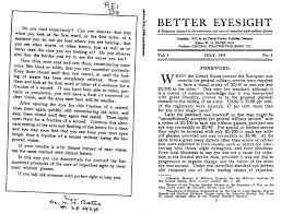 clear eyesight at close distances reading fine print read in