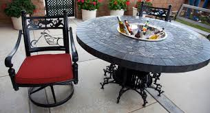 Patio Tools Orange County Motorcycle Theme Patio Traditional With Ice Buckets