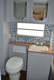 rv remodeling ideas photos 40 small rv bathroom remodel ideas homeylife com