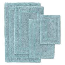 Soft Bathroom Rugs Hygrocotton Soft Reversible Bath Rug Collection Jcpenney