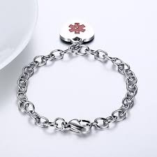 metal bracelet women images Medical bracelets for women medical alert bracelets uandhealth jpg