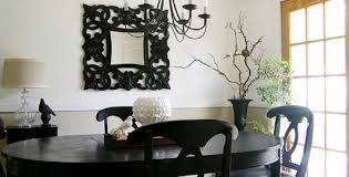 Black Lacquer Dining Room Furniture Fearsome Impression Cabinet Lazy Susan Organizer Enchanting