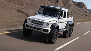 mercedes g class 6x6 mercedes g63 amg 6x6 not for us car carsguide