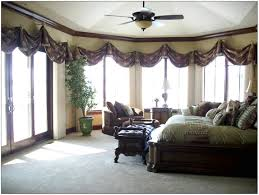 large home window treatments large window curtain ideas