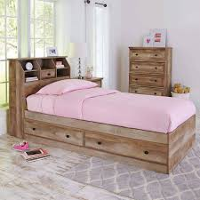 twin bed with bookcase headboard 137 awesome exterior with