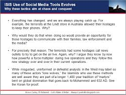How Many Of These Powerful by Poetslife Isis Use Of Social Media As A Force Multiplier