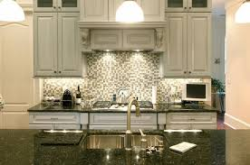 small kitchen backsplash kitchen mosaic tile kitchen backsplash design with gray cabinet