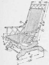 Bamboo Rocking Chair Bamboo Rocking Chair
