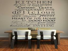24 dining wall decals design ideas wall decals for dining rooms