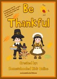 be thankful a thanksgiving devotion for homeschooled