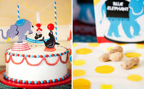 circus cake toppers step right up our favorite circus party ideas