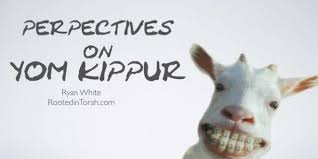 yom jippur perspectives on yom kippur live rooted in torah