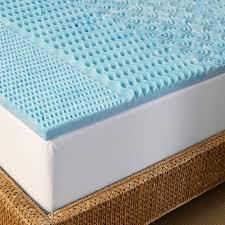 Comforpedic Gel Memory Foam Mattress Topper Gel Mattress Toppers Mattress Pads U0026 Toppers Bed U0026 Bath Kohl U0027s