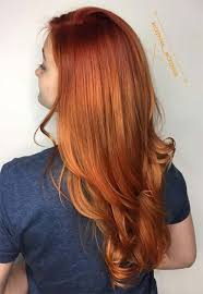 hair color pics highlights multi 50 copper hair color shades to swoon over fashionisers